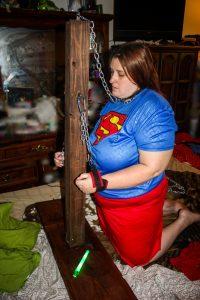 Pokorna supermenka