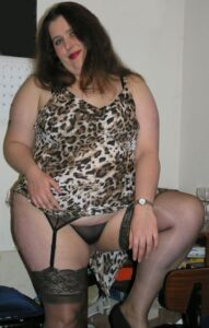 Tvoja debeljuškasta mamica je uvek spremna